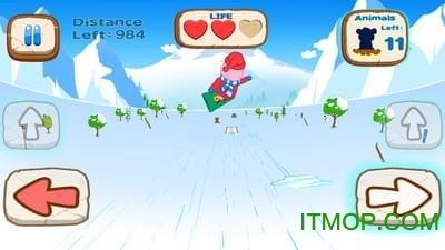 河马佩奇滑雪大冒险手游 v1.0.4 安卓版 0
