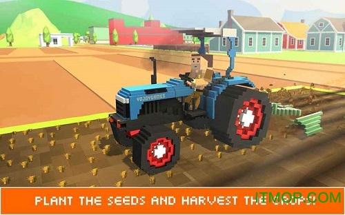 块状的农场最新版
