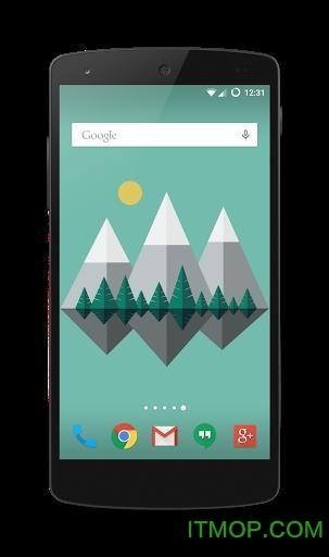 质感小岛壁纸手机版 v0.59 安卓版 1