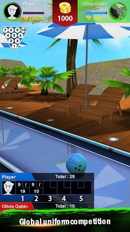 3D竞技保龄球中文版 v1.0.0 安卓版 2