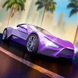 怠速赛车汽车点击模拟器