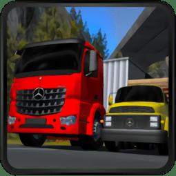 梅赛德斯奔驰卡车模拟器(Mercedes Benz Truck Simulator)