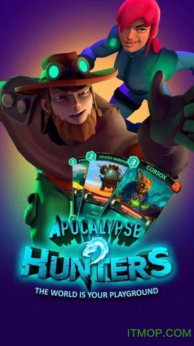 末世猎人(Apocalypse Hunters) v0.122 安卓版0