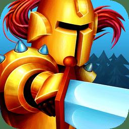 英雄传圣杯任务破解版(Heroes : A Grail Quest)
