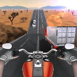 公路摩托车交通竞赛