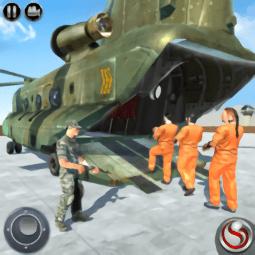 模拟驾驶监狱运输(US Army Prisoner Transport)
