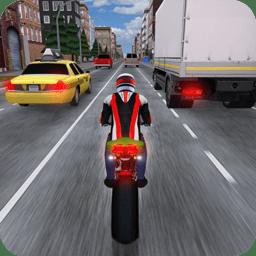 摩托车驾驶模拟