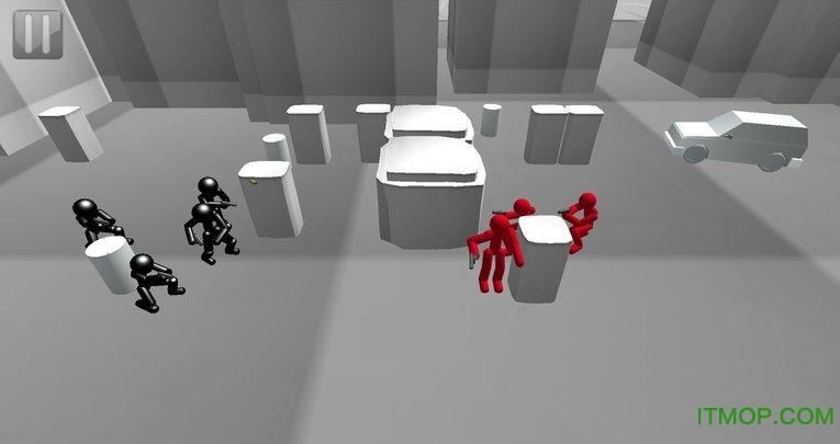 火柴人战争模拟器下载