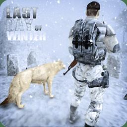 前线战场冬季狙击手