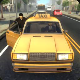 出租车模拟器2018中文版v1.0 安卓版