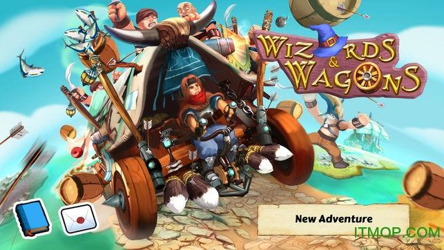 巫师与货车 v1.03 安卓版3