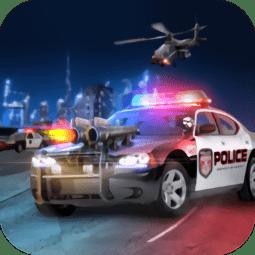 无情追击(Police Chase Death Race)
