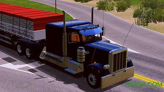 世界卡车驾驶模拟器汉化版 v1.213 安卓版 1