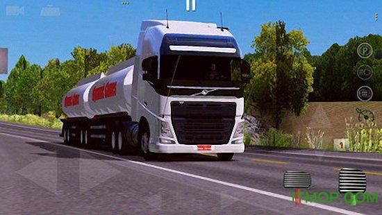 世界卡车驾驶模拟器游戏