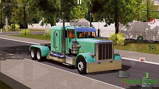 世界卡车驾驶模拟器汉化版 v1.213 安卓版 2