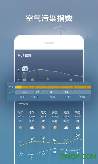 好运天气官方版 v1.1.4 安卓版0