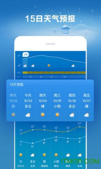 好运天气官方版 v1.1.4 安卓版3