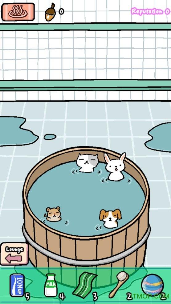 动物温泉馆中文版(animal hot springs) 安装截图