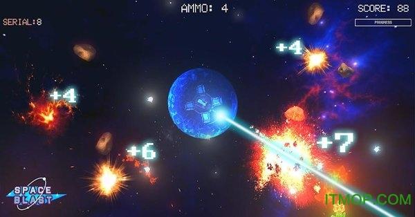 太空爆炸射击 v0.3 安卓版 0