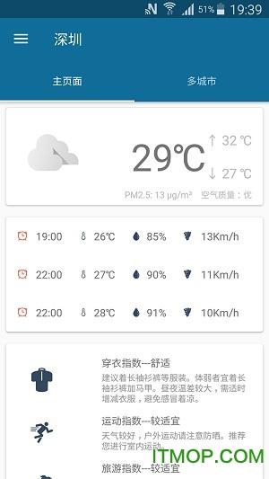 天气伴侣app v2.5.2 安卓版0