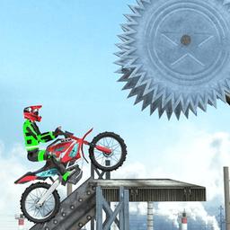 摩托车特技极限