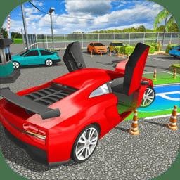 跑车停车场无限金币版(Sports Car Parking)