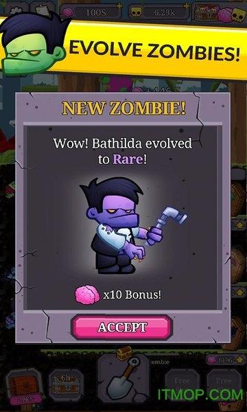 恶魔实验室挖掘不死生物游戏