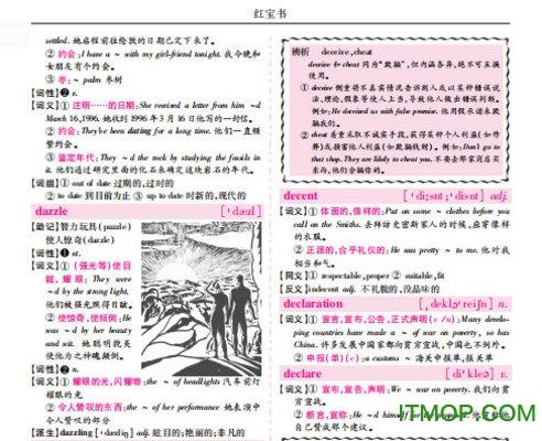 考研英语词汇红宝书pdf(必考词+基础词+超纲词) 完整高清版 0