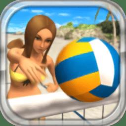 沙滩排球乐园(Beach Volleyball)