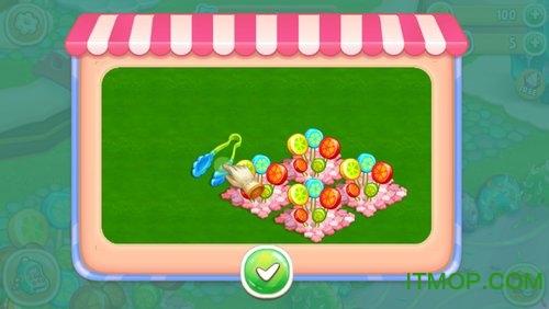 甜蜜的糖果农场游戏