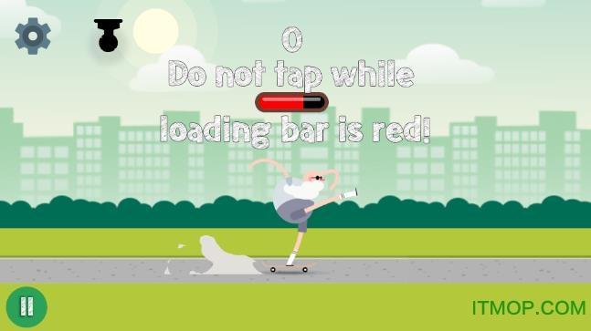 爷爷溜冰(Grandpa Skater) v0.14 安卓版 1