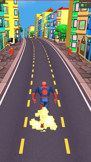 蜘蛛侠地铁跑酷破解版 v1.0 安卓版 0