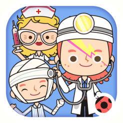 米加我的小��t院破解版(Miga Hospital)