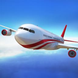 3D飞行试验模拟器