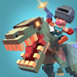 侏罗纪大逃杀游戏汉化版(Dinos Royale)