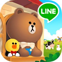 LINE布朗农场汉化版(BrownFarm)