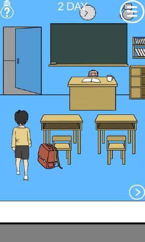 逃离教室大作战 v1.1 安卓版0