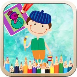 儿童填色乐园官方正式版