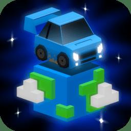 方块赛车世界无限金币版(Cubed Rally World)