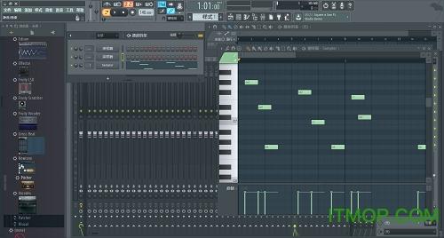 FL Studio水果编曲软件 v20.0.3.542 免费版 0