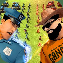 警方战斗模拟器游戏