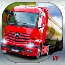 手机卡车模拟器欧洲2