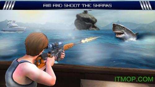 愤怒的鲨鱼狙击手 v1.0 安卓版 1