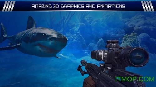 鲨鱼狙击手游戏