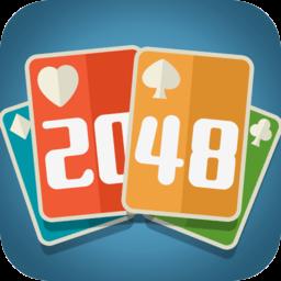 2048合并纸牌