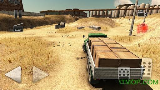 疯狂卡车司机2 v0.503 安卓版1