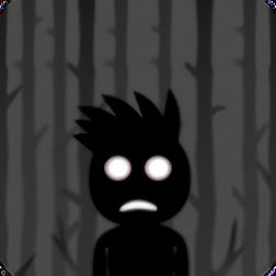 小男孩的黑暗历险