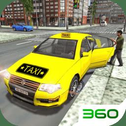 出租车真实模拟驾驶单机版