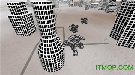 机械人战斗模拟器(Stickman Mech Battle SImulator) v1.01 安卓版 2