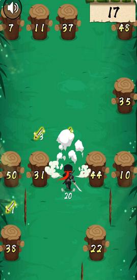 跳跃忍者冲刺(Ninja Dash) v1.3.4 安卓版 0